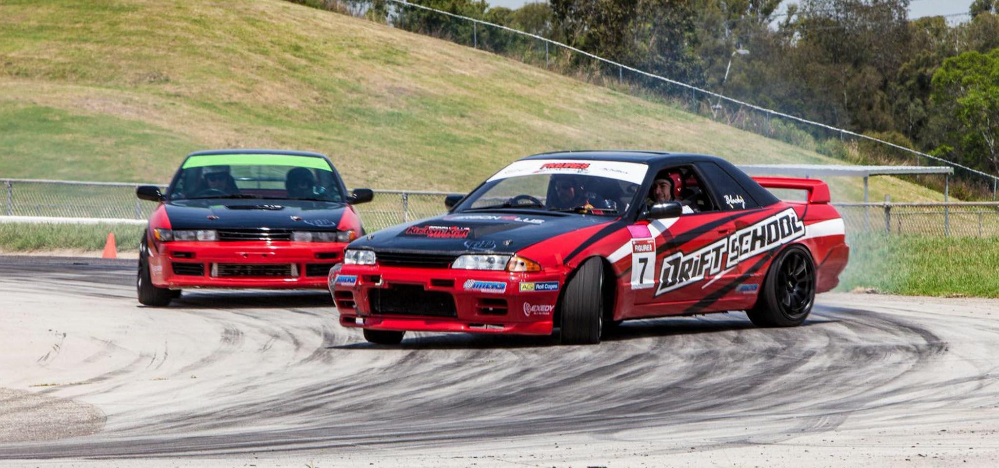 Thrill Rides Drift School Australia