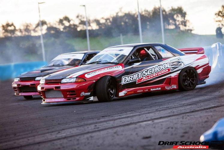 Drifting Driving Supercar Experience Corporate Team Building