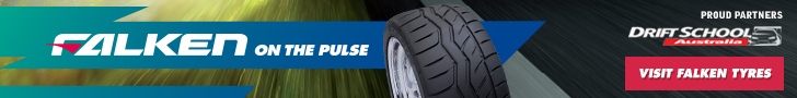 Falken Tyres, Proud Partners of DSA