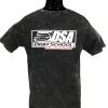 DSA Marble T - Black (back)